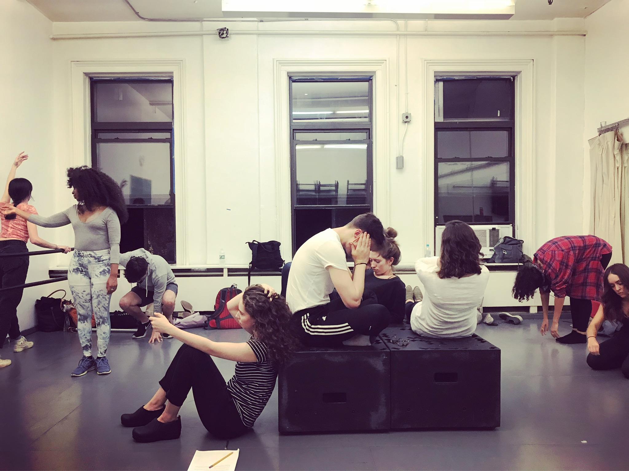 Études workshop (Less Than Rent)