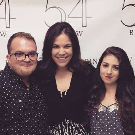 54 Below with Lindsay Mendez