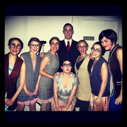 Thoroughly Modern Millie tappers