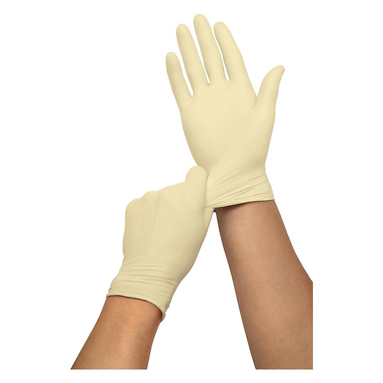 Vinyl, Powder-Free Exam Gloves - SMALL (1000 gloves)