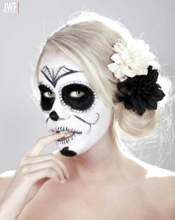Totenmaske Foto: Joe Wehrl Fotograf