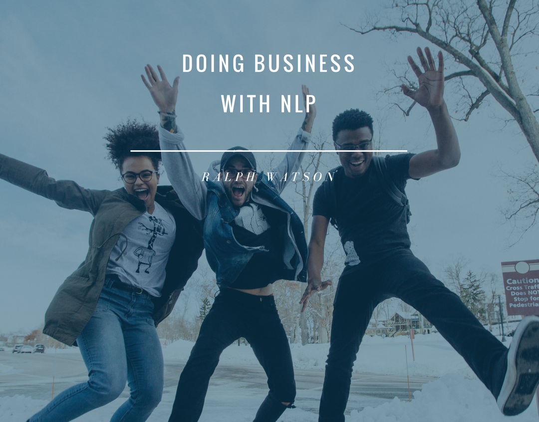Doing business with NLP