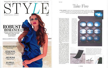Veronica Todisco_Camp Design Gallery _Style Magazine