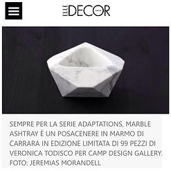 Veronica Todisco_Camp Design Gallery_Elle Decor