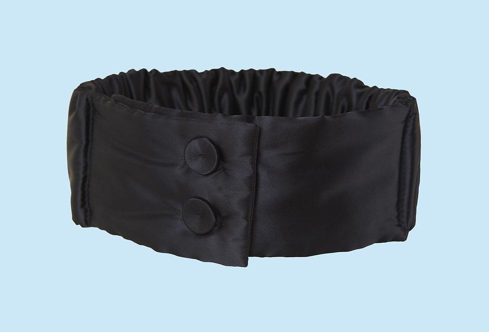 Padded Headband in Black