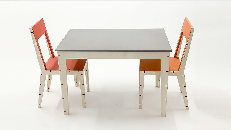 Cable Dining Table | Rectangle