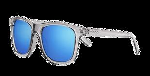 Blue transparent 63 sunglasses .png
