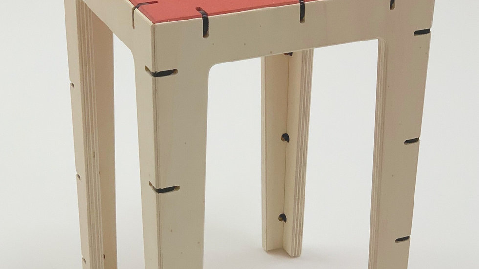 Cable Stool | Low