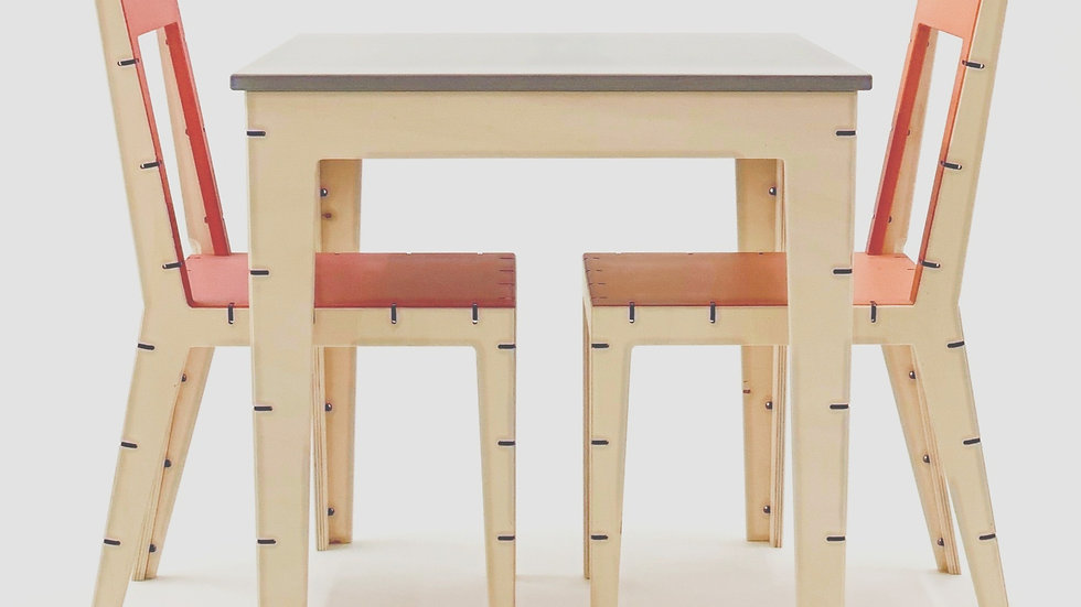 Cable Dining Table