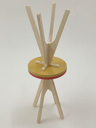 sputnik stool