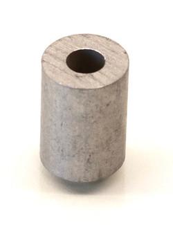 102066 terminal aluminio 6mm 10,00 10g