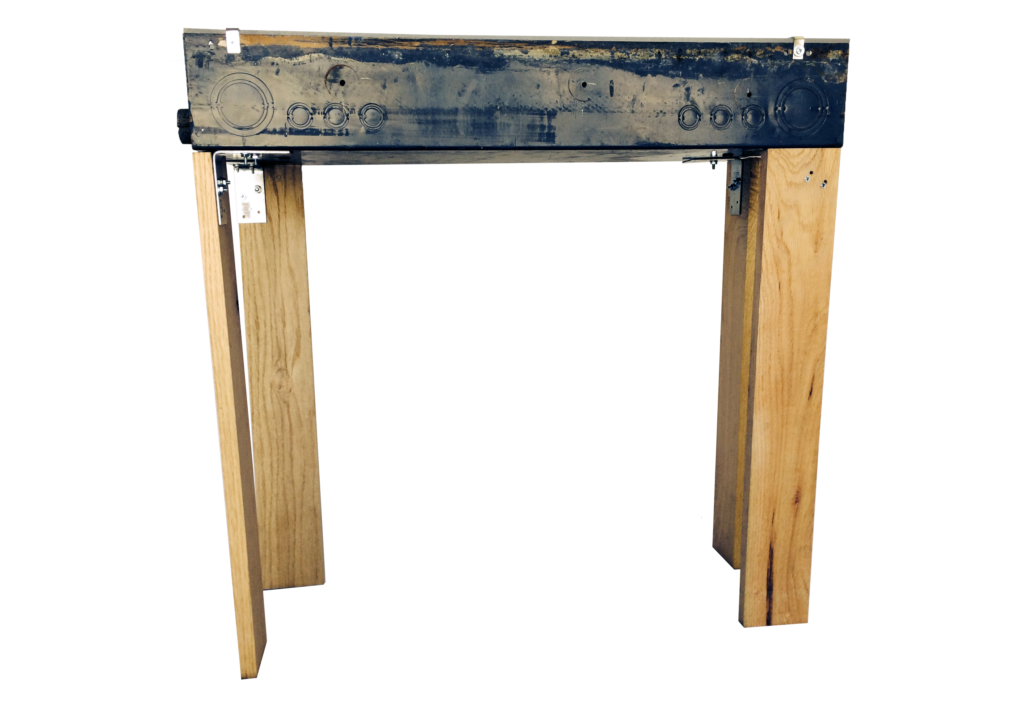 Found Object Furniture - table
