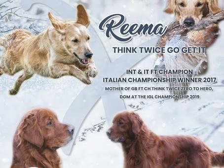 Reema confirmed in pup!!