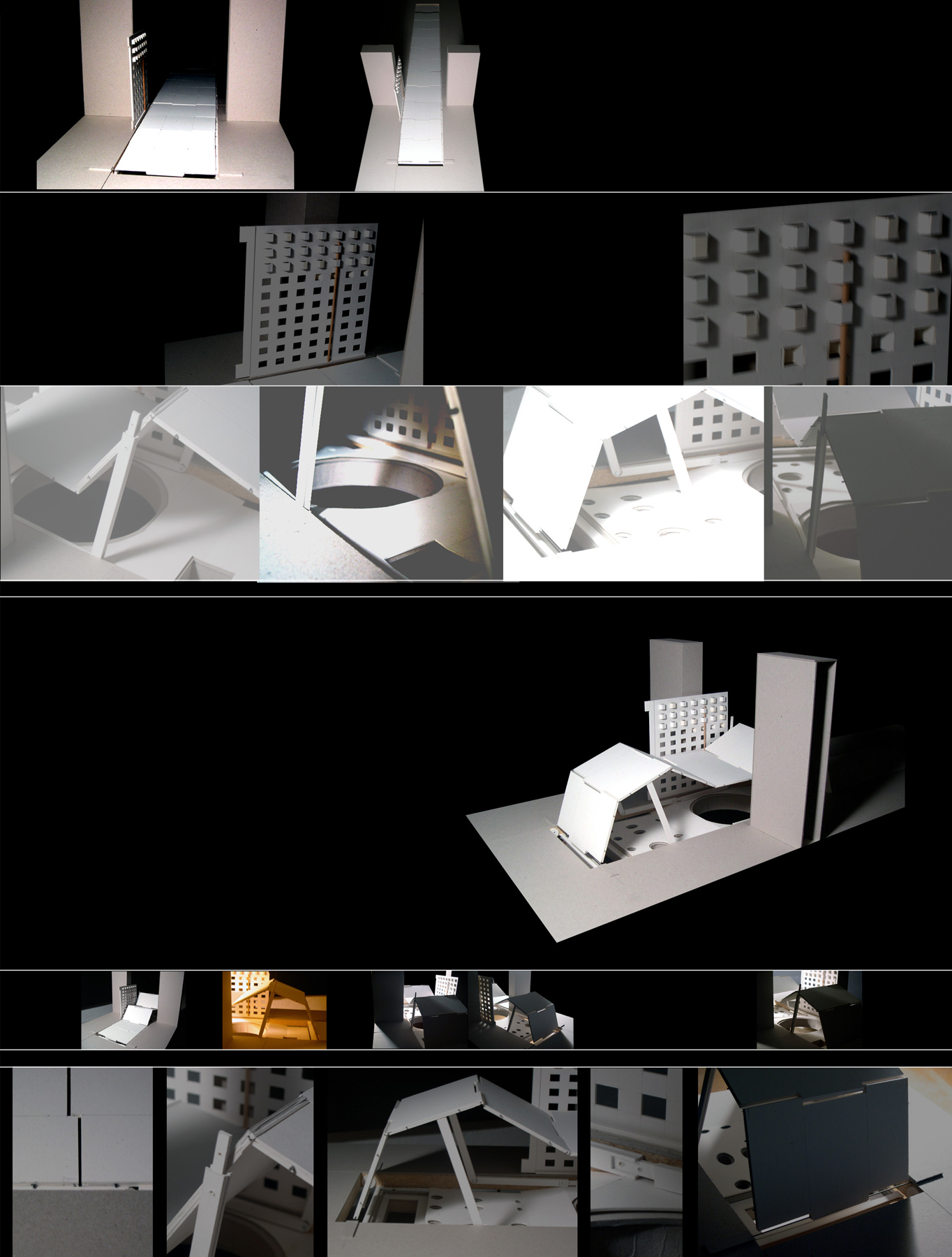House Within A House - model diagram