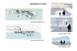 2nd Year Design Studio - boathouse