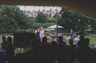 30x15m (20x15 + 10x15) stretch tent wedding
