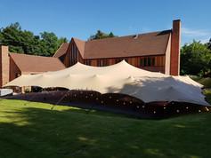 18x12m stretch tent 40th