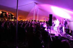 20x15m stretch tent festival