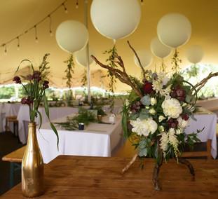 20x15m stretch tent wedding