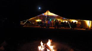 10x15m stretch tent 100th (49th + 51st!)