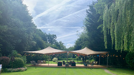 6x16m (2x 6x8s joined) stretch tent party