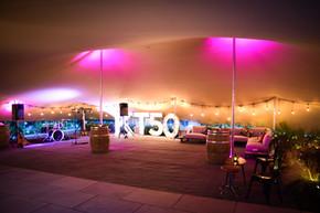 18x12m stretch tent 50th