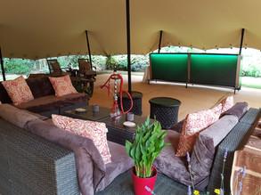 18x12m stretch tent 21st
