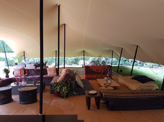 18x12 stretch tent birthday