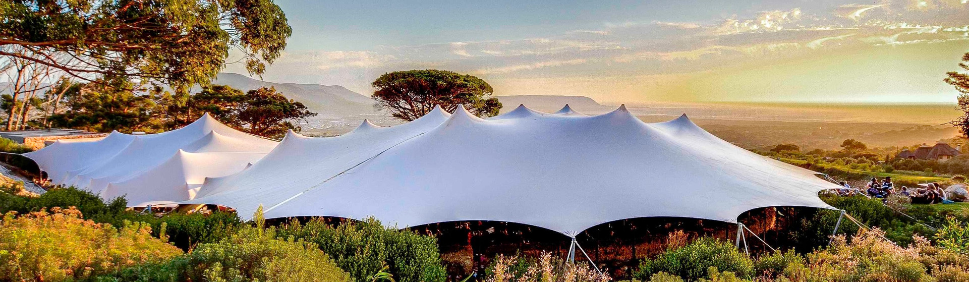 stetch tents