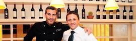 Chef Siro e Direttore Giancarlo