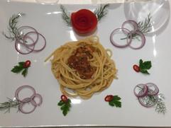 Spaghetto ai ricci di mare