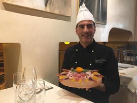 Lo chef Siro