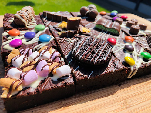 Gift Box of 6 Brownies