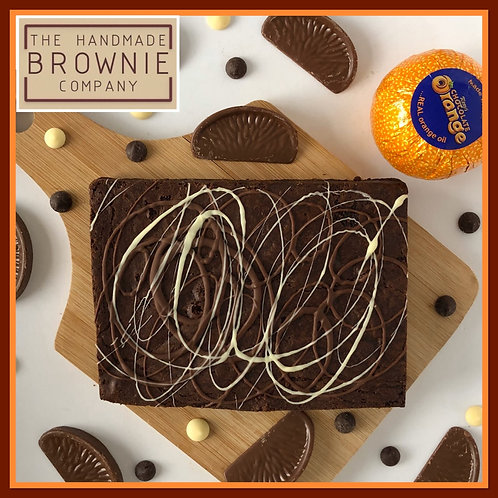 Letter Box Brownie