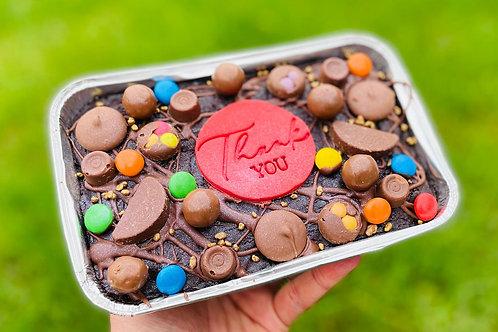 Teacher Gift - Brownie Tray