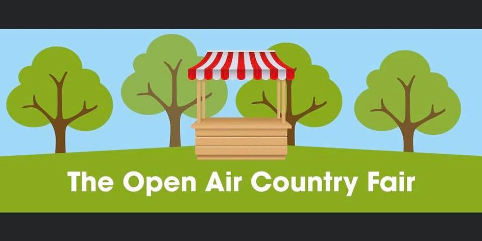 Open Air Country Fair Planters Tamworth
