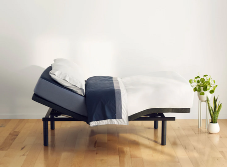 The Adjustable Bed, by Casper