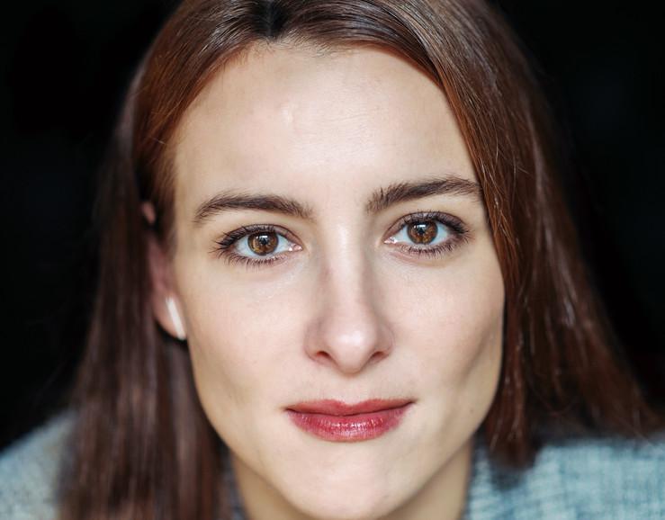 Portrait Christina Scherrer by Flo Waitzbauer