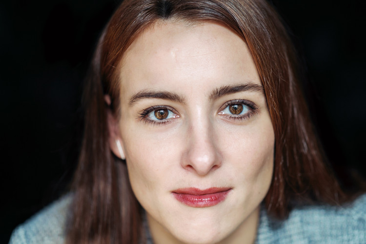 Portrait Christina Scherrer by Flo Waitz