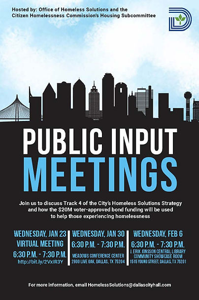 Public Input Meetings Announcement (002)