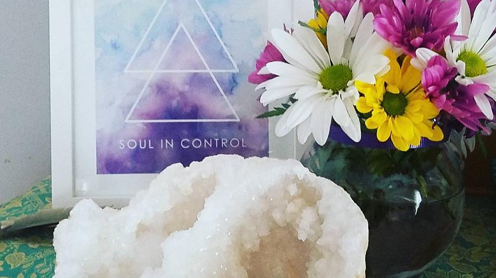 """Soul In Control""-Transmission Mandala (8x10 Size)"
