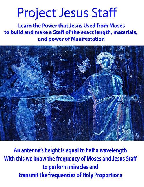 Project Jesus Staff E-Book