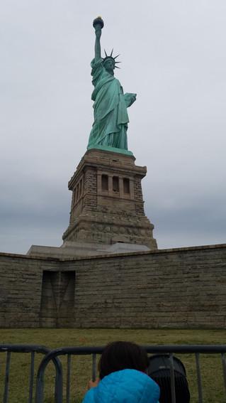 Statue of Liberty Spiritual Vortex