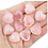 Thumbnail: Healing Crystal- Rose Quartz Carved Heart Infused w/ Source Energy