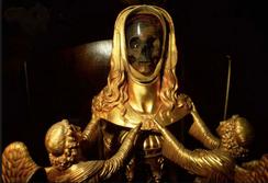 Mary Magdalene Skull