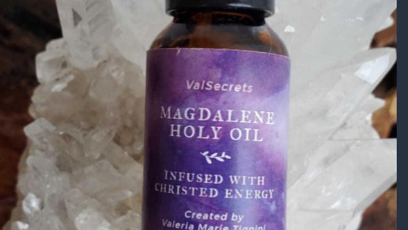 Mary Magdalene Holy Oil