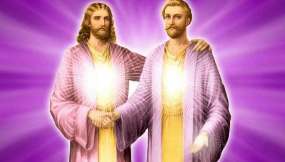 THE GREAT WHITE BROTHERHOOD