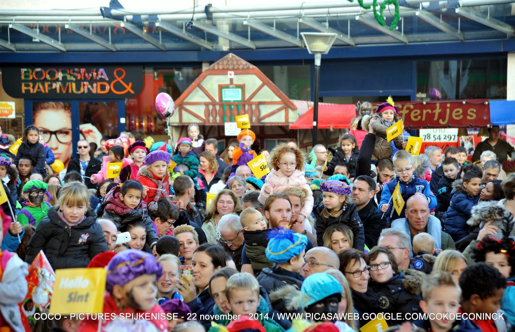 Sinterklaasintocht SDS events