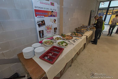 Party catering SDS events