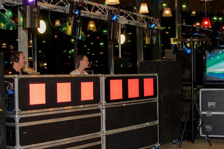 Licht- en geluidtechniek SDS events